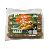 Earth Grown Meatless Italian Sausage