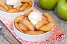 Hungry Girl's Healthy Scoopable Slow-Cooker Apple Pie Recipe