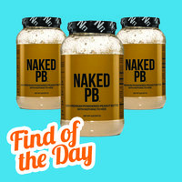 Amazon Find of the Day: Naked PB