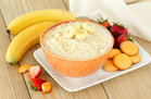 Hungry Girl's Healthy Bananarama Cream Pie Dip Recipe