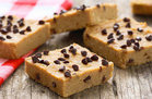 Healthy Peanut Butter Blondies Recipe