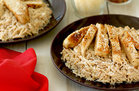 Hungry Girl's Healthy Chicken Girlfredo & Turnip Noodles Recipe