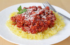Hungry Girl's Healthy Spaghetti Squash Bolognese Recipe