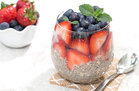 Hungry Girl's Healthy Berry Chia Breakfast Bowl Recipe