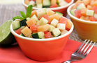 Hungry Girl's Healthy Sassy Melon Salad Recipe