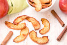Hungry Girl's Healthy Air-Fryer Apple Slices Recipe