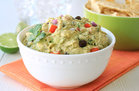 Hungry Girl's Healthy Southwest Guiltless Guacamole Recipe