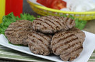 Hungry Girl's Healthy 100-Calorie Beef Patties Recipe