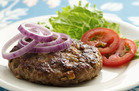 Hungry Girl's Healthy OMG Onion Mushroom Goodness Burgers Recipe