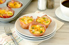 Hungry Girl's Healthy Ham-It-Up Egg Cups Recipe