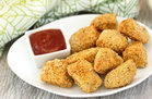 Hungry Girl's Healthy A+ Air-Fryer Chicken Nuggets Recipe