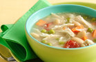 Hungry Girl's Healthy Hungry Chick Chunky Soup Recipe