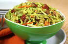 Hungry Girl's Healthy Cold Dog Slaw Recipe