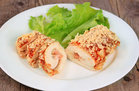 Hungry Girl's Healthy Taco-licious Stuffed Chicken Recipe
