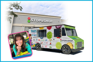 Long Island & Queens, NY: Meet Lisa at These Stop & Shop Truck Tour Stops!