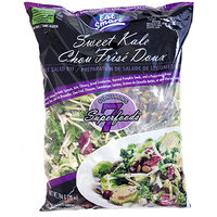 Eat Smart Sweet Kale (Chou Frisé Doux) Vegetable Salad Kit