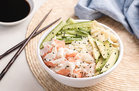 Hungry Girl's Healthy California Roll in a Bowl Recipe