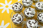 Hungry Girl's Healthy Chocolate Marshmallow Madness Cupcakes Recipe