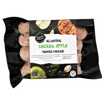 Sam's Choice All Natural Chicken Apple Smoked Sausage