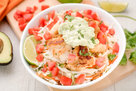 Hungry Girl's Healthy Fish Taco Bowl Recipe