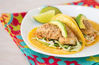 Hungry Girl's Healthy Crispy Fish Tacos Recipe