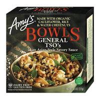 Amy's General Tso's Bowl