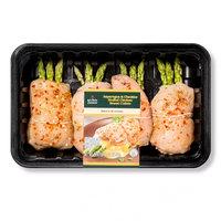 Archer Farms Asparagus & Cheddar Stuffed Chicken Breast Cutlets