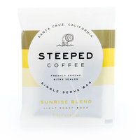 Steeped Coffee Freshly Ground Single Serve Bag