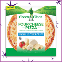 Green Giant Pizza with Cauliflower Crust