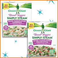 Riced Veggies Simply Steam