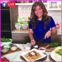 Tune in Tomorrow for a Can't-Miss Facebook Live with Lisa!