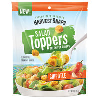 Harvest Snaps Salad Toppers Green Pea Crisps