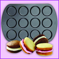 Amazon Must-Buy: Wilton 12-Cavity Whoopie Pie Baking Pan