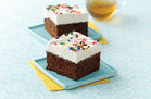 Hungry Girl's Healthy Brownie-Bottomed Ice Cream Cake Recipe