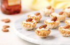 Hungry Girl's Healthy Honey Almond Crunchettes Recipe