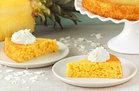 Hungry Girl's Healthy 3-Ingredient Piña Colada Cake Recipe