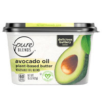 Pure Blends Avocado Oil Plant-Based Butter