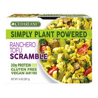 Cedarlane Simply Plant Powered Ranchero Tofu Scramble