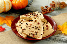 Hungry Girl's Healthy Freezy Does It Pumpkin Pie Bark Recipe