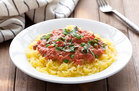 Hungry Girl's Healthy Spaghetti Squash alla Vodka Recipe