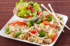 Hungry Girl's Healthy So Low Mein with Chicken Recipe