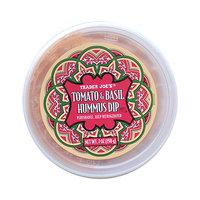 Trader Joe's Tomato & Basil Hummus Dip