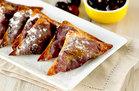 Hungry Girl's Healthy Very Cherry Pie Bites Recipe