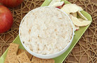 Hungry Girl's Healthy Apple Cinnamon Cheesecake Dip Recipe
