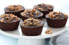 PB Chocolate Cakes