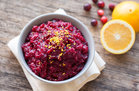 Hungry Girl's Healthy Cherry Cranberry Sauce Recipe