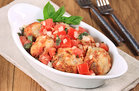 Hungry Girl's Healthy Saucy Parmesan Meatballs Recipe