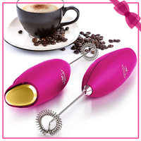 Zulay Kitchen MilkBoss Electric Milk Frother