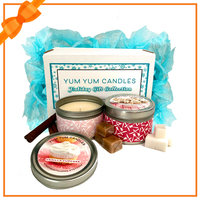 Yum Yum Candles Holiday Gift Set