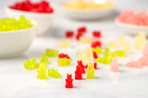 #2: DIY Gummy Bears